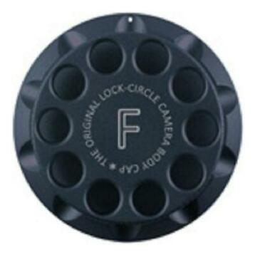 LockCircle EF Camera Bodydop Canon Black