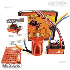 LEOPARD SKYRC 4370KV 9T Brushless Motor & 60A ESC Speed Controller Combo