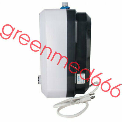 110/220V Mini Instant Electric Tankless Hot Water Heater Sho