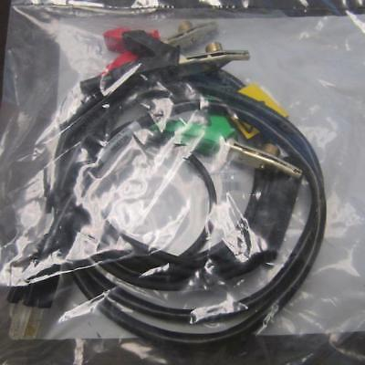 Jdsu Viavi 21118326-001 Cb-3clip-bon Cable Assy Rj45 To Triple Clip Lead