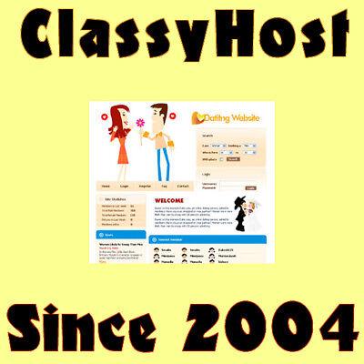 Online Dating Website For Sale Multiple Memberships Levels.