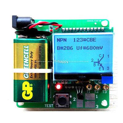 Transistor Tester Inductor-capacitor Esr Meter Mg328 Multifunction Diode Triode