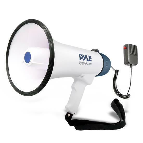 pmp45r pro professional dynamic megaphone w recording