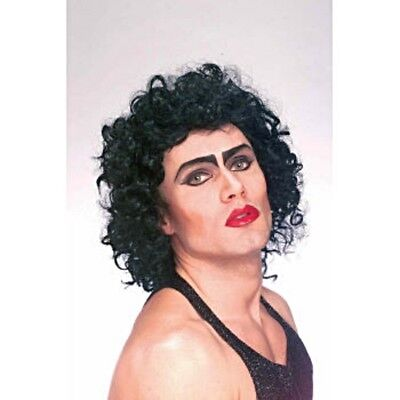 Mens Adult Rocky Horror Picture Show DLX Frank N. Furter Wig Costume Accessory