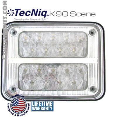 Tecniq 9x7 Surface Mount Scene Light Usa Built Lifetime Warranty New K90-scene