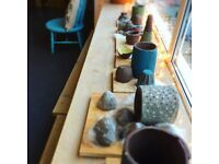 Pottery / Ceramics Workshops for beginners at Kiln Workshop - Bristol. 4 weeks