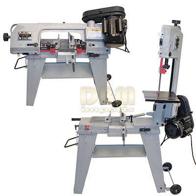 4-12 Metal Cutting Band Saw 4x6 Horizontal Vertical Band Saw Free Shipping