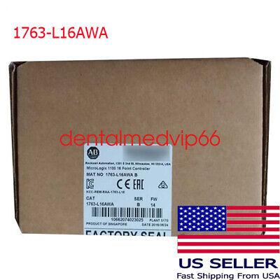 Allen-bradley 1763-l16awa Micrologix 1100120240v Ac 16 Point Controller Ser B