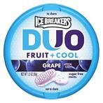 Ice Breakers Duo - Grape Mints 36 Gram