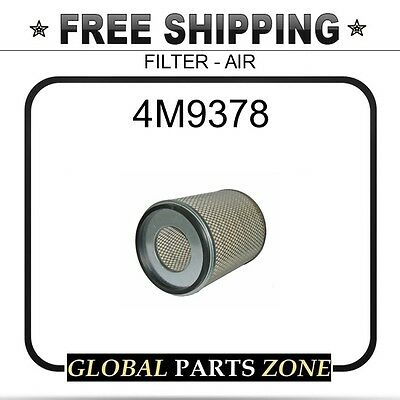 4M9378 - FILTER - AIR  fits Caterpillar (CAT)