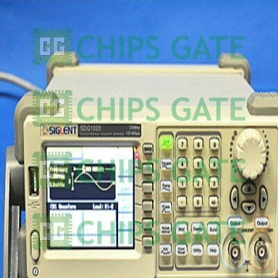 1pcs Signal Generator Functionarbitrary Waveform Generator 20mhz Siglent Sdg