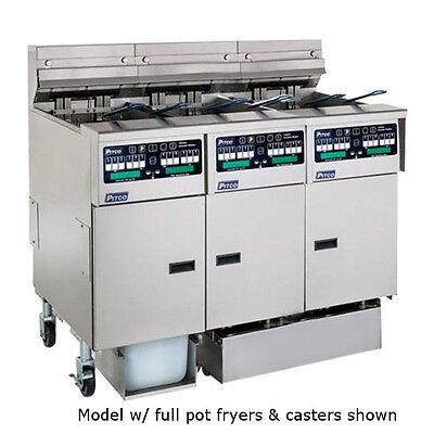 Pitco Sshlv14c-3fd Reduced Oil Volume Multi-battery Gas Fryer Filter