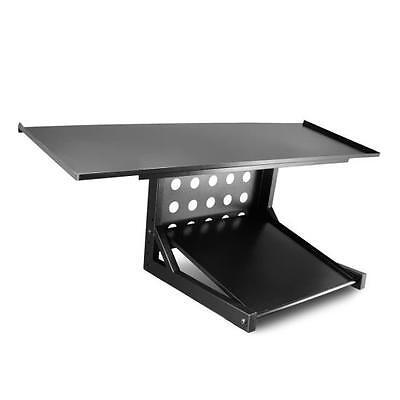 Pyle PLPTS47 Universal Device Studio Equipment Tabletop Stand Holder Mount DJ