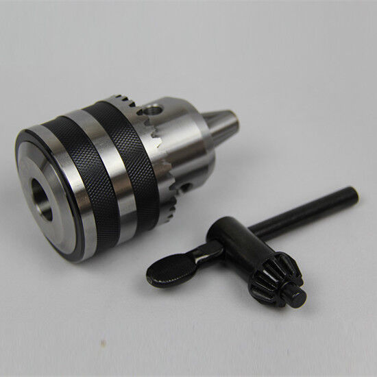 "All Industrial 49006 | 1/32-1/2"" 33JT Keyed Heavy Duty Drill Chuck Jacobs Type"