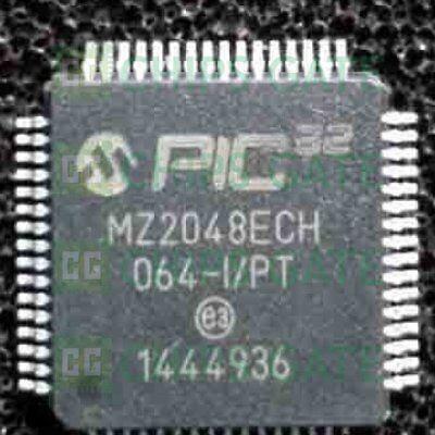 1pcs Pic32mz2048ech064-ipt Mcu 32bit 2048kb Flash 64tqfp Pic32mz2048ech064
