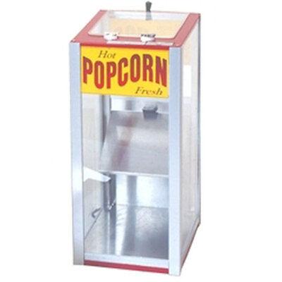 Popcorn Warmer Merchandiser Nacho Peanut 2150110 70qt