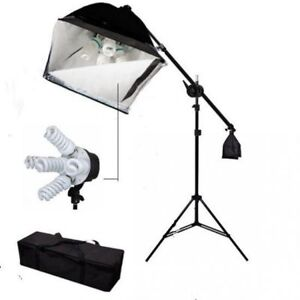 Continuous lighting for video or still photography