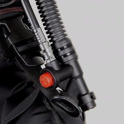 NEW BCD K POWER INFLATOR RED BUTTON WITH PIN COMES AS PICS SHOW