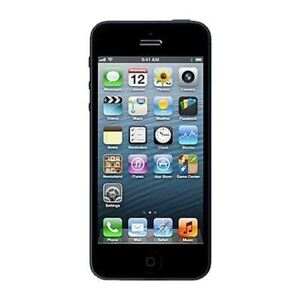 Apple iPhone 5 16GB Smartphone Midnight Black/Rogers/Moshi Case