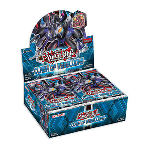 "Yu-Gi-Oh ""Clash Of The Rebellions Booster Packs & Boxes"