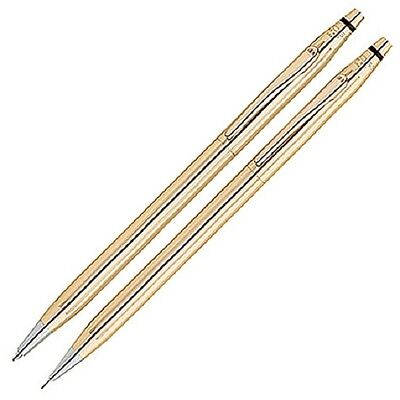 Cross Classic Century 18 Karat Gold Pen & Pencil Set