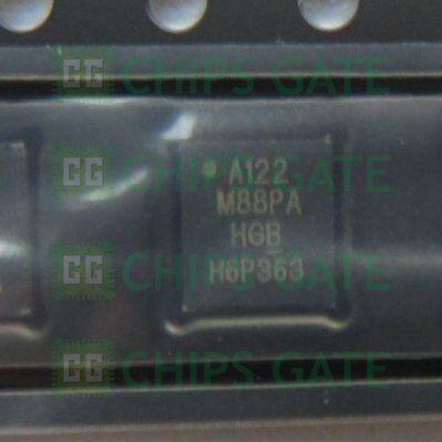 5pcs New Atmega88pa-mmhr Atmel 16 Qfn