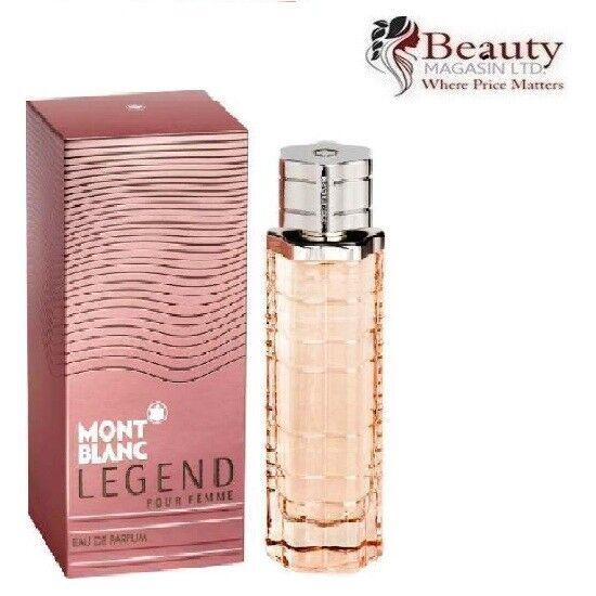 Women's Femme De About 50ml Details Blanc Parfum Spray Legend HerNew Pour Eau Mont For bf7mgIy6Yv