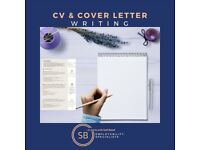 Professional CV, Cover Letter & Application Writing Services.