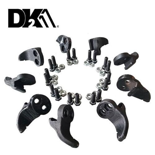 COMPLETE SET of DK2 / POWERKING STUMP GRINDER TEETH OPG77769