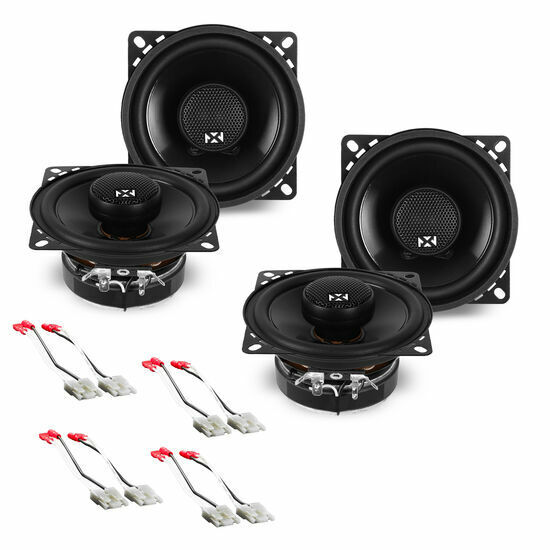 Factory OEM Speaker Replacement Package for 1984-1989 Chevy Corvette | NVX