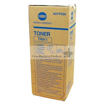 Genuine Konica Minolta BIZHUB PRO 950 Toner Cartridge TN911 A0YP030, used for sale  Shipping to India