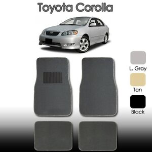 2001 2002 2003 2004 2005 Car For Toyota Corolla Floor Mats