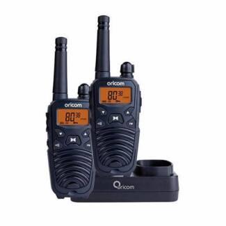 Oricom 2 Watt Tradie Pack UHF2190 UHF Handheld Radios
