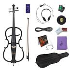 IRIN 4/4 M-02 Maple Wood Electric Cello Met Cello Accesso...