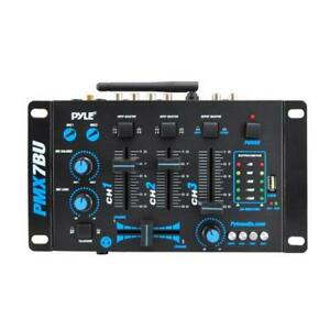 Pyle Mixer with Bluetooth and USB