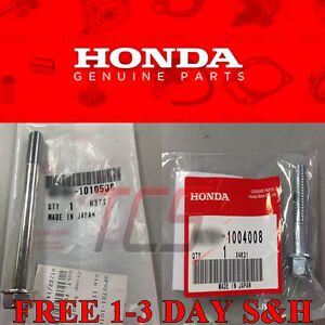 OEM HONDA STARTER BOLTS 1988-2000 5 SPEED ONLY INTEGRA GSR ITR B18b B18C1 B16A