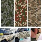 150x60cm camo camouflage auto stickers bos woestijn digit...