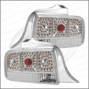 Ford Mustang Restyling Ideas Taillights - 1TLZ-601513C