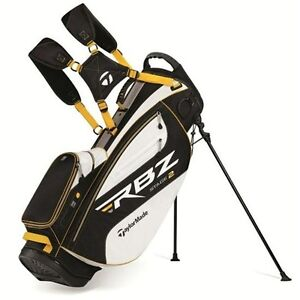 NEW 2013 TAYLORMADE RBZ STAGE 2 ROCKETBALLZ STAND CARRY GOLF BAG STAGE2