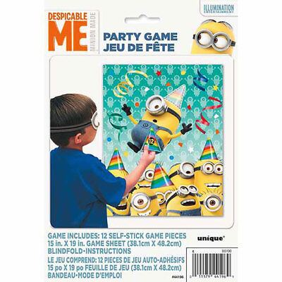 Minions Party Game Despicable Me Minions ()