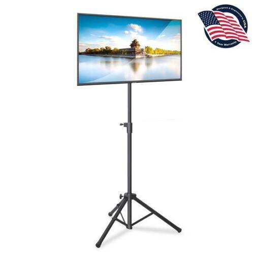 """Portable Tripod TV Stand Television LCD Flat Panel Monitor Mount (TVs up to 32"""")"""