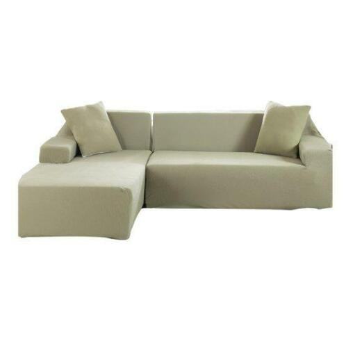 Tremendous L Vorm Couch Cover Stretch Elastische Stof Sofa Cover Hui Bralicious Painted Fabric Chair Ideas Braliciousco