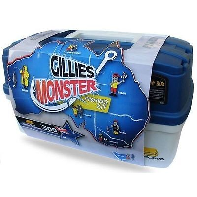 PLANO Monster Fishing Tackle Box 300PCE