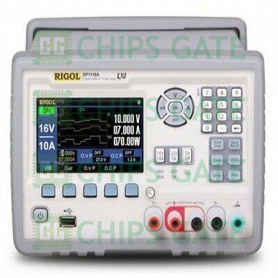1pcs New Rigol Dp1116a Programmable Dc Power Supply 160w 16 V10 A02 V5 A