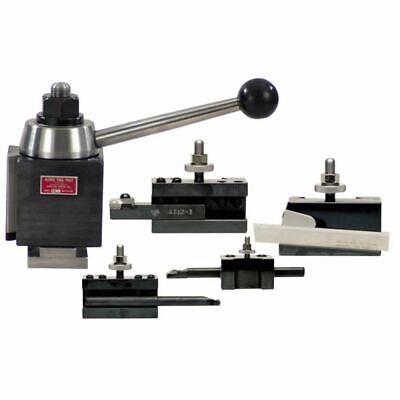 Aloris 2-bs 5 Pc. Bxa Starter Set Tool Post Lathe Holders Cnc Usa