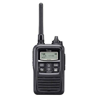 Icom Ip100h Wifi Ip Radio 10mw Ipx7 License Free