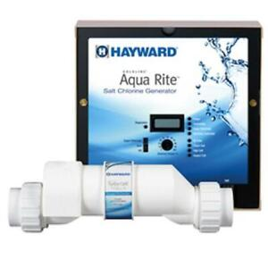 HAYWARD AQUARITE SALT SYSTEM WITH T-15 CELL( UP TO 40,000 GAL)