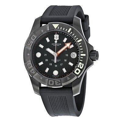 Victorinox 241555 Swiss Army Men's Professional Dive Master W/R 500 M Rubber Str