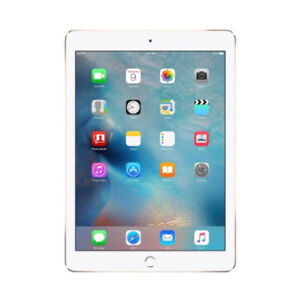 iPad Air 2 128GB Wifi and 4G Cellular