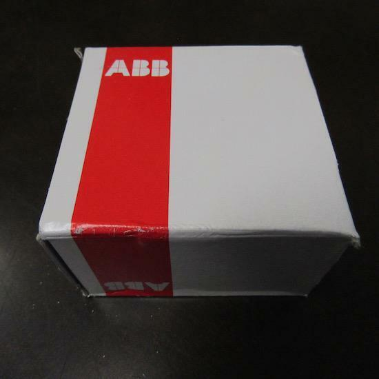ABB A12-30-10 / A12-30-10-84 110-120V CONTACTOR # 1SBL161001R8410 NEW